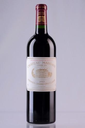 Chateau Margaux - 2003