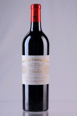Chateau Cheval Blanc - 2008
