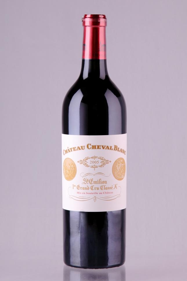 vin cheval blanc 2009