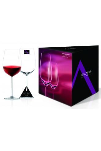 Lucaris Shanghai Soul Bordeaux (Set of 2)