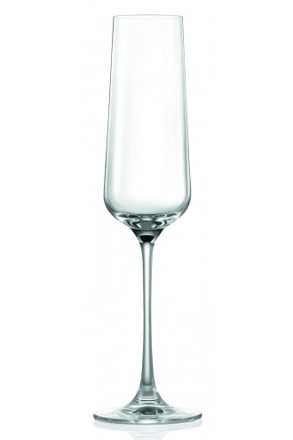Lucaris Hong Kong Hip Champagne (Set of 6)